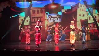 promo SIARHEI ULASIK 2016 dance working