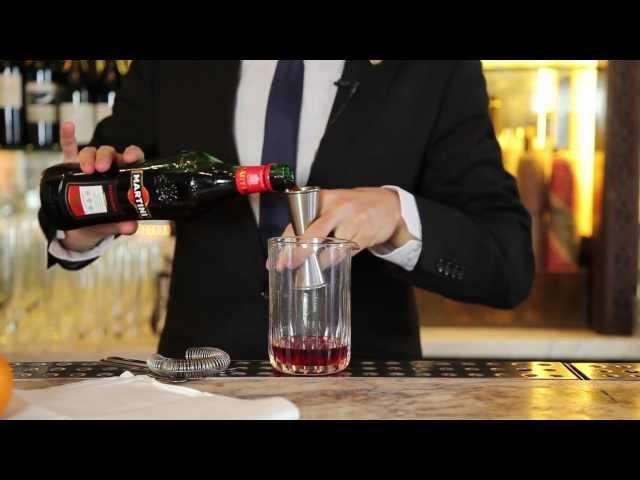Cocktail Guide: Rum Negroni - The Wild Geese® Premium Rum