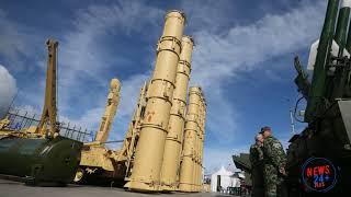 На форуме «Армия-2020» будет представлена новейшая российская ЗРК «Антей-4000»