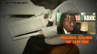 EXCLUSIVE VIDEO** ♕ SHABBA RANKS ♕ SO JAH SAY ♕ (Dub Mix)
