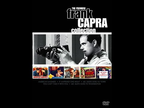 FRANK CAPRA - TRIBUTE - Meet John Doe - Arsenic And Old Lace ( Soundtrack )