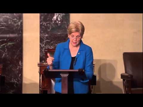 Sen. Elizabeth Warren - Student Loan Servicing Fundamentals