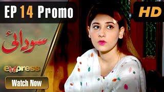 Pakistani Drama | Sodai - Episode 14 Promo | Express Entertainment Dramas | Hina Altaf, Asad