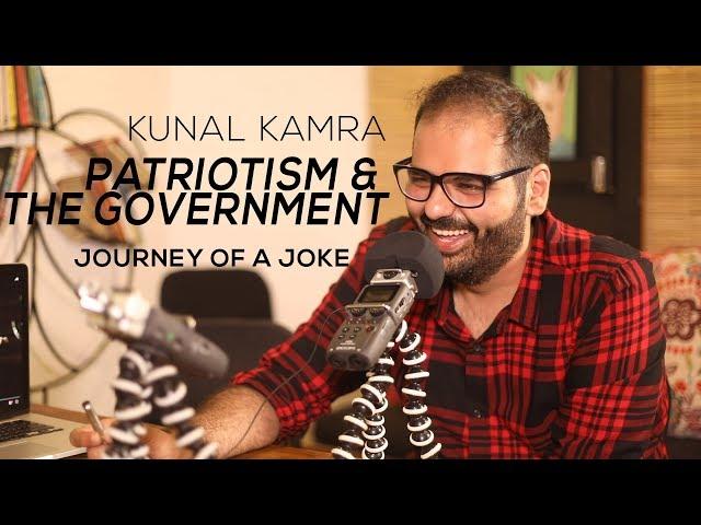 Journey Of A Joke feat. Kunal Kamra