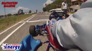 LOUX CUP 2013 - OnBoard KZ2 - Vasileris Akis - Kalamata - ENERGY GREECE