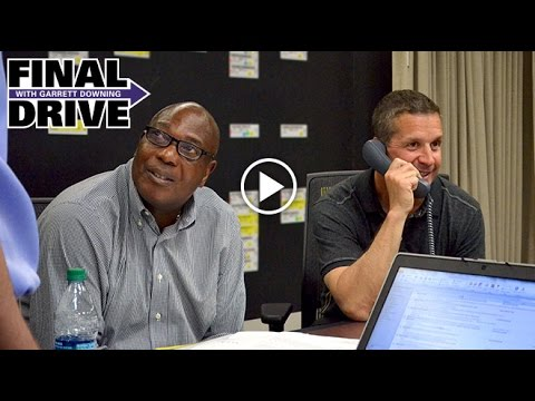 Final Drive: Ozzie Feel Pressure With High Pick?