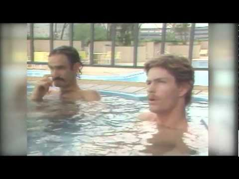 Jim Nantz, John Stockton and a Jacuzzi