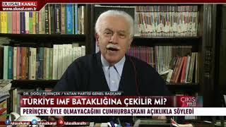 Türkiye tekrar IMF bataklığına çekilir mi?