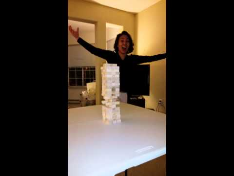 incredible jenga move