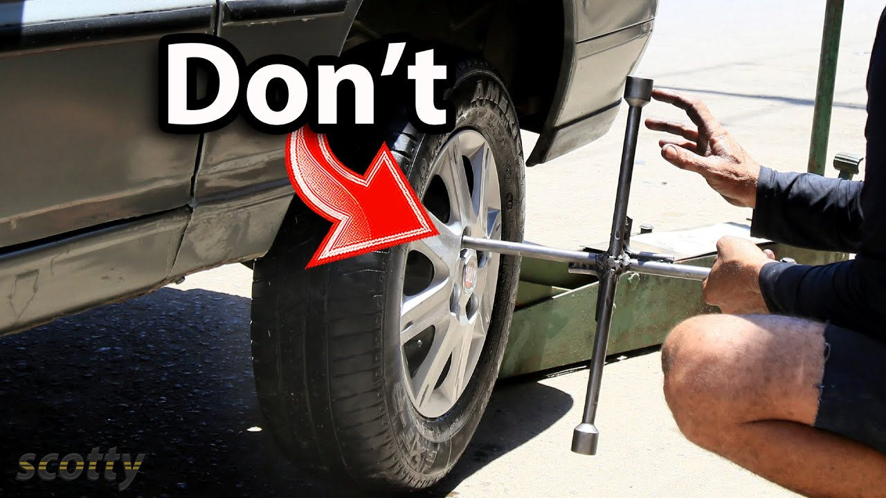 Never Do This to Your Tires