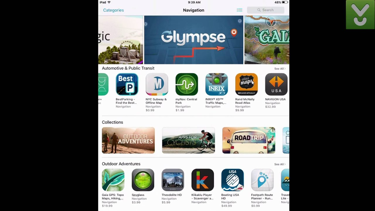 Apple Store - Discover and buy new apps for iOS - Download Video Previews