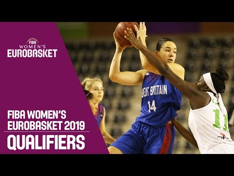 Portugal v Great Britain - FIBA Women's EuroBasket 2019 Qualifiers