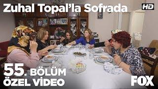 Kayınvalideler Domates Çorbası'nı beğenecek mi?  Zuhal Topal'la Sofrada 55. Bölüm