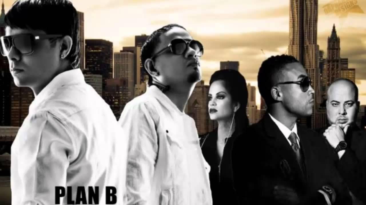 Plan B ft Don Omar - Te Dijeron Remix ft Natti Natasha, Syko el Terror (La Formula) REGGAETON 2012