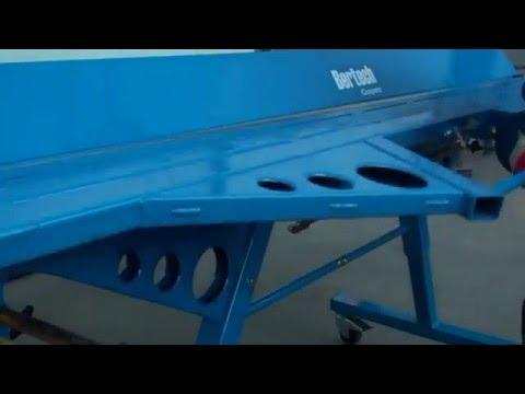 Производство плоского алюминиевого проката