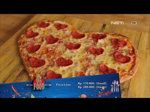 WOW!! Makan Pizza Super Besar Bersama Bara Ilham