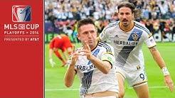 LA Galaxy vs. NE Revolution MLS Cup Final Recap