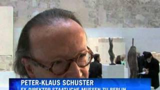 """Von den Nazis verachtet: """"Entartete"""" Kunst wiederentdeckt"""