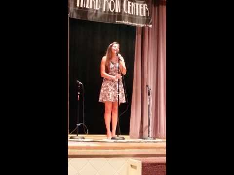 New York State of Mind performed by Cara Young.