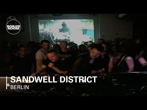 Sandwell District live in the Boiler Room Berlin