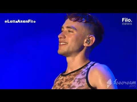 Years and Years-King at Buenos Aires 2019
