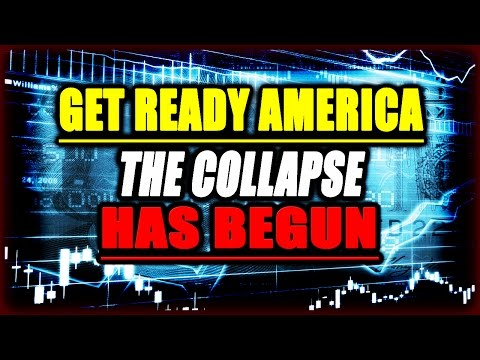 JIM RICKARDS  |  The Collapse We Talked About Has Begun, Get Ready America