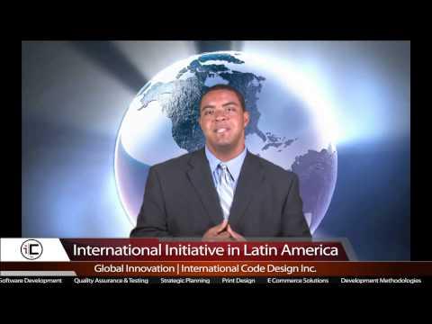 International Code Design Inc. - International Initiative in Latin America (Português)