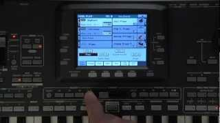 Корг Pa3X Інструкція Відео Частина 4 - Пісні