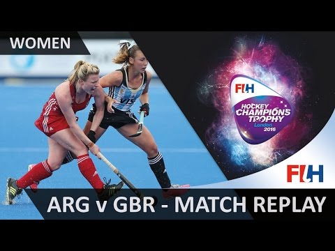 Women's HCT DAY 1 - ARG v GBR