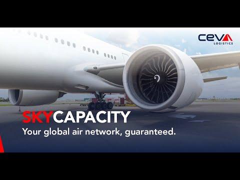 CEVA Logistics | SKYCAPACITY