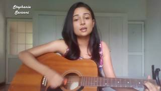 dhenneveemey gislaa dhivehi song cover by stephanie