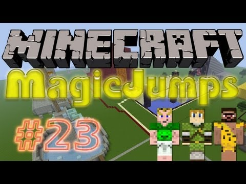 Let's Play Minecraft Adventure-Maps [Deutsch/HD] - MagicJumps #23