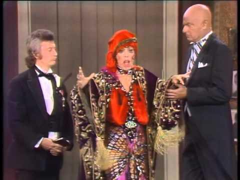 Nora Desmond: The Eulogy from The Carol Burnett Show (full sketch)