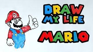 Draw My Life Mario - Daniil le Russe