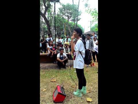 Campaign Bali Tolak Reklamasi,Saras Dewi