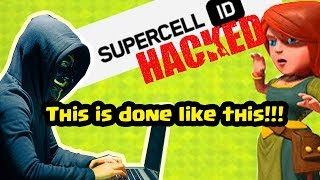 THIS IS HOW COC IS HACKED BY HACKERS.