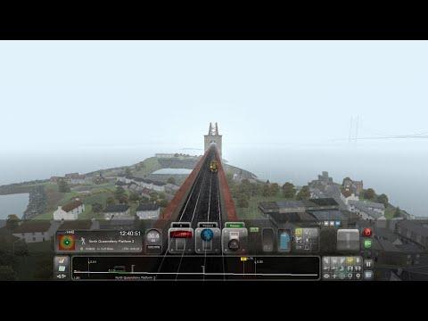 Scot Rail - Activity Part 2 | Train Simulator 2021 | Games | Railways |