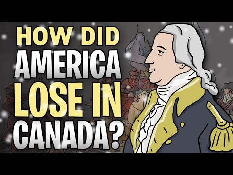 Battle Of Quebec | Animated History