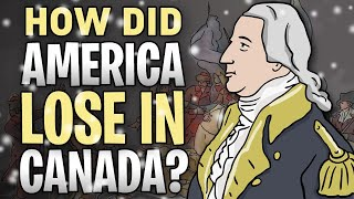 Battle of Quebec   Animated History