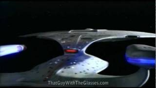 Star Trek The Next Generation intro... WITH LYRICS?!!