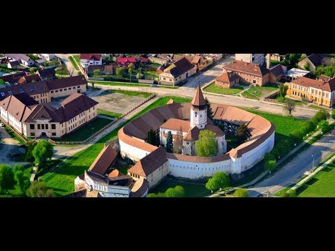 Prejmer Fortified Church - Romania's UNESCO Transylvanian Tr