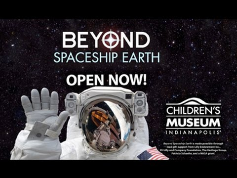 Beyond Spaceship Earth 30 sec commercial / Children