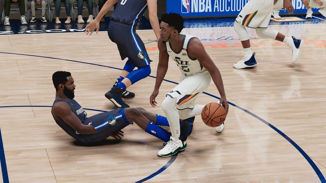 NBA 2K21 My Career PS5 EP 47 - Mitchell Drops Hardaway! SFG4