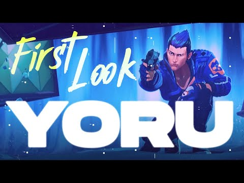 Playing YORU First Impressions - STEEL vs SPIKE PLANT BOTS