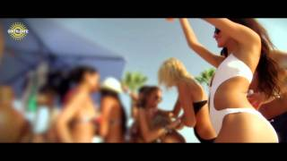 SINTILLATE Champagne Spray at Ocean Club, Marbella, July 2011
