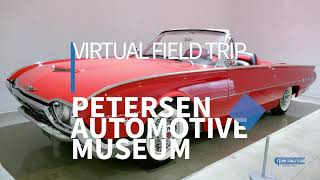 ICES Curiosity Class: Virtual Field Trip - Petersen Automotive - #BLM