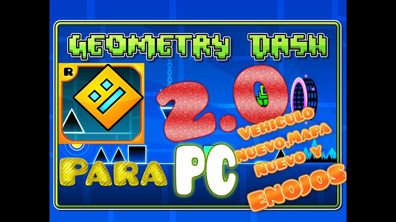 geometry dash 2.0 apk descargar