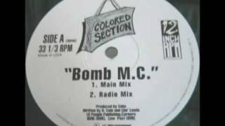Colored Section - Bomb M.C.