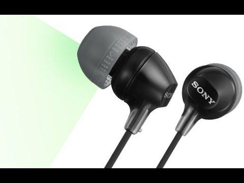 Обзор Sony MDR XBA 2. Наушники вкладыши, вставные Sony MDR XBA 2 .