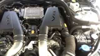 mercedes benz e550 w212 v8 engine air filter change 2012 and newer